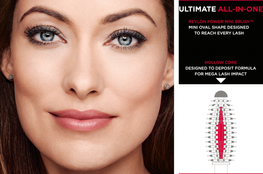 Тушь для ресниц Revlon Ultimate All-in-One Mascara 503 (Цвет 503 Blackened Brown variant_hex_name 3C2828)