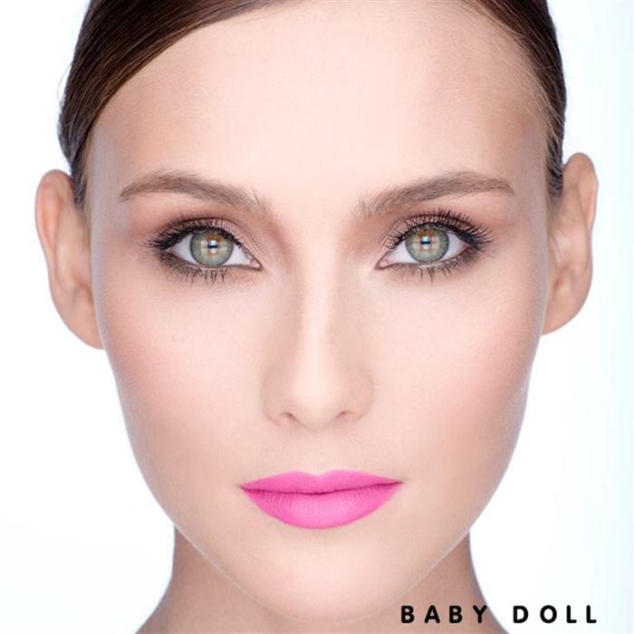 Помада Romanovamakeup Помада-карандаш Sexy Lipstick Pen Baby Doll (Цвет Baby Doll variant_hex_name f796c1)