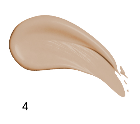 Тональная основа Lumene Matte Foundation Oil-Free 4 (Цвет 4 Warm Beige variant_hex_name CCB29B)