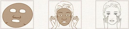 Тканевая маска InnisFree Its Real Squeeze Mask Tea Tree (Объем 20 мл)