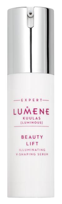 Сыворотка Lumene Kuulas Beauty Lift Illuminating V-Shaping Serum (Объем 30 мл)