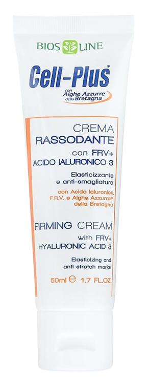 Для похудения Cell-Plus Крем моделирующий Crema Rassodante FRV+Acido Ialuronico (Объем 50 мл)