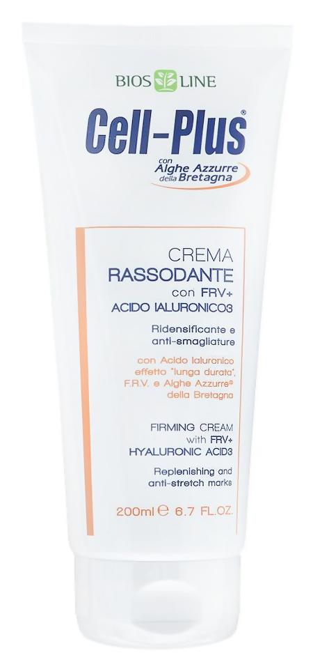 Для похудения Cell-Plus Крем моделирующий Crema Rassodante FRV+Acido Ialuronico (Объем 200 мл)