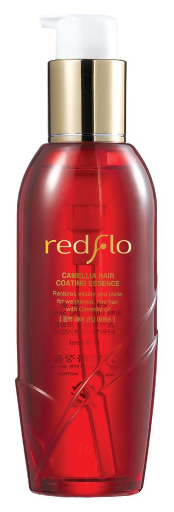 Сыворотка Flor de Man Redflo Camellia Hair Coating Essence (Объем 100 мл)