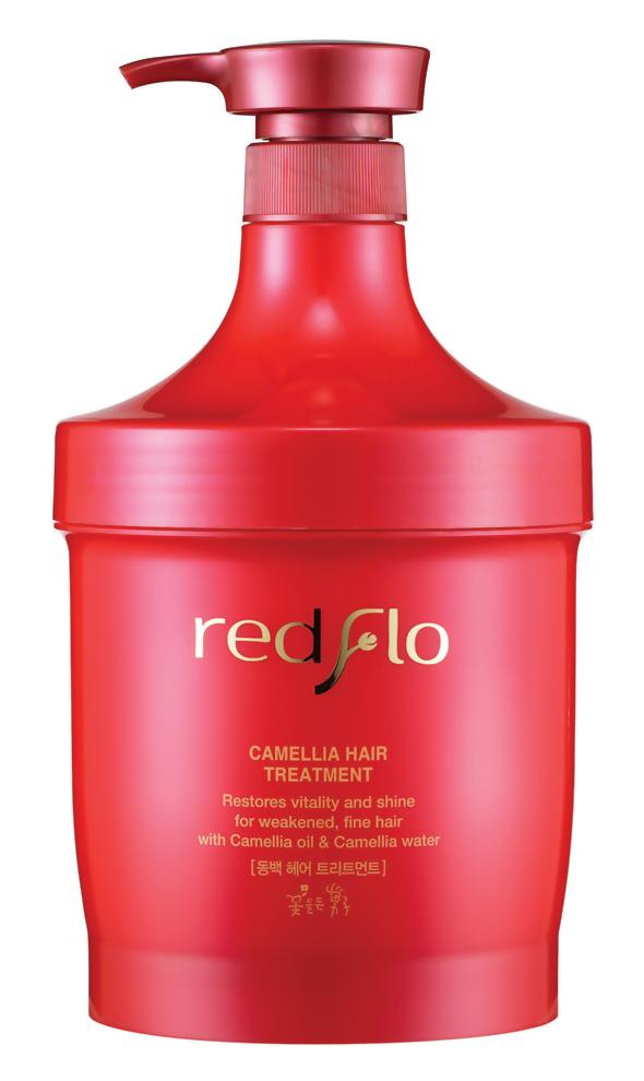 Маска Flor de Man Redflo Camellia Hair Treatment (Объем 1000 мл)
