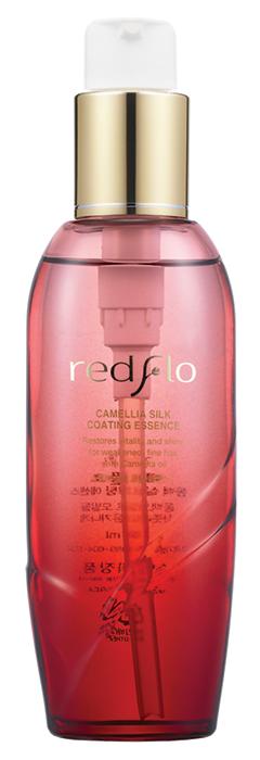 Сыворотка Flor de Man Redflo Camellia Silk Coating Essence (Объем 100 мл)