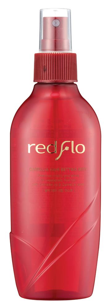 Спрей Flor de Man Redflo Hair Setting Mist (Объем 210 мл)
