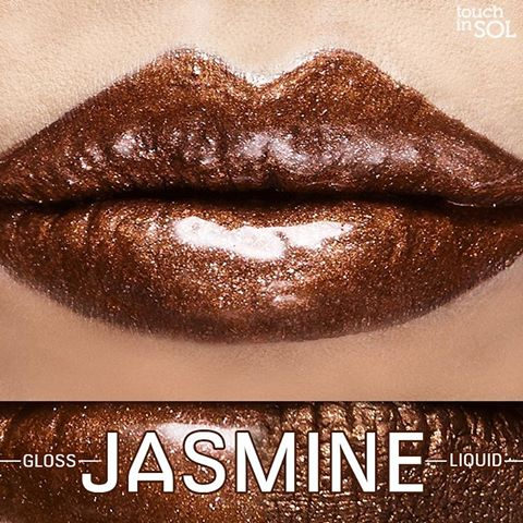 Жидкая помада Touch in Sol Metallist Liquid Foil Lipstick Duo 5 (Цвет 5 Jasmine variant_hex_name B75B5E)