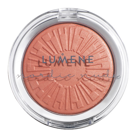 Румяна Lumene Nordic Nude Light Reflecting Blush 4 (Цвет 4 variant_hex_name D58677)