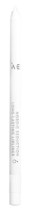 Карандаш для губ Lumene Nordic Seduction Long-Lasting Lip Liner 6 (Цвет 6 variant_hex_name FFFFFF)