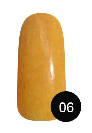 Гель-лак для ногтей TNL Professional Gel Polish Plush Effect Collection 06 (Цвет 06 Соломенный  variant_hex_name C48426)