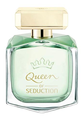 Туалетная вода Antonio Banderas Queen Of Seduction (Объем 80 мл)