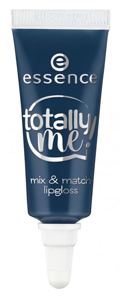 Блеск для губ essence Totally Me! Mix  Match Lipgloss 02 (Цвет 02 Heaven On Earth  variant_hex_name 035177)