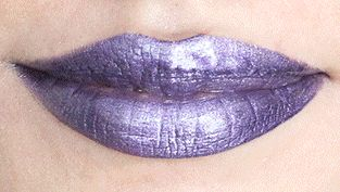 Жидкая помада NYX Professional Makeup Cosmic Metals Lip Cream 10 (Цвет 10 Ultraviolet variant_hex_name AB96D1)