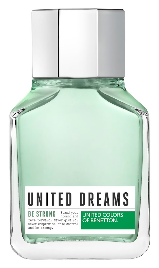Туалетная вода United Colors of Benetton United Dreams Men Be Strong (Объем 100 мл)