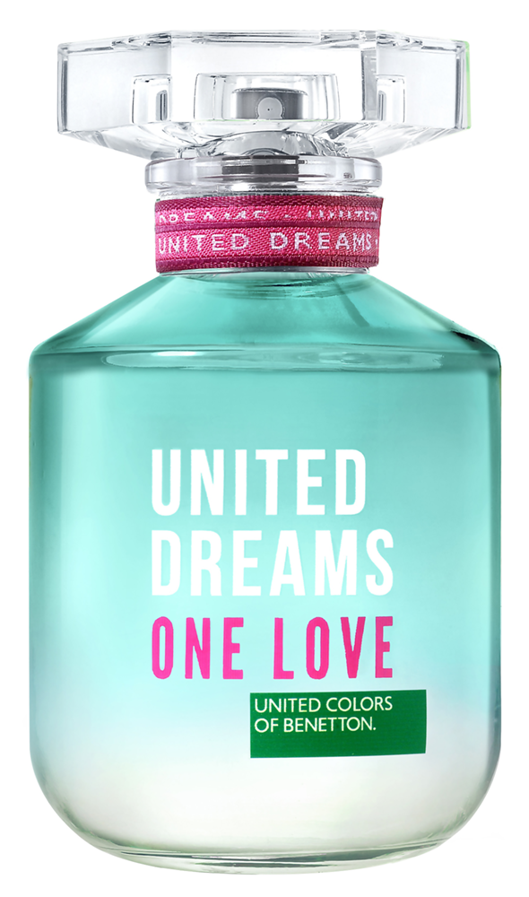 Туалетная вода United Colors of Benetton United Dreams One Love (Объем 50 мл)
