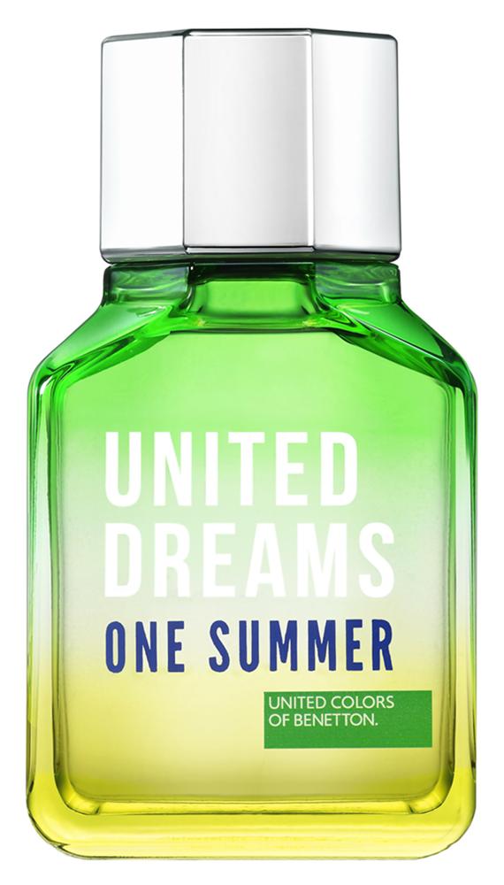 Туалетная вода United Colors of Benetton United Dreams One Summer (Объем 100 мл)