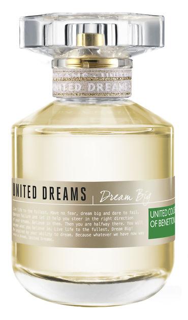 Туалетная вода United Colors of Benetton United Dreams Dream Big (Объем 80 мл)