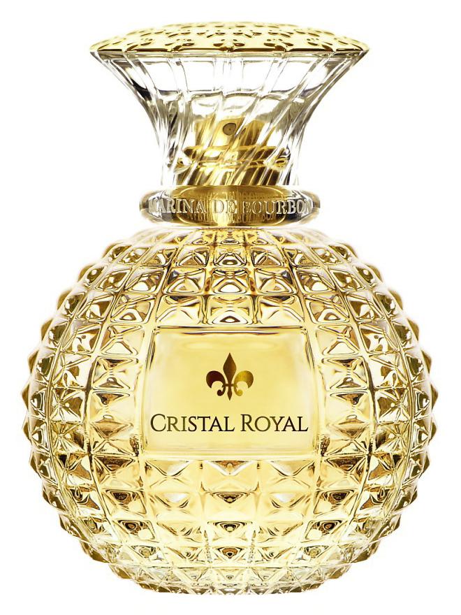 Парфюмерная вода Marina de Bourbon Cristal Royal (Объем 100 мл)