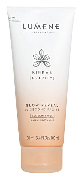 Очищение Lumene Kirkas [Clarity] Glow Reveal 60 Second Facial (Объем 100 мл)
