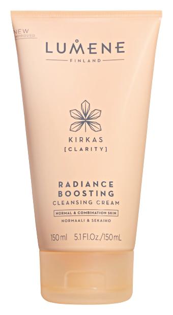 Крем Lumene Kirkas [Clarity] Radiance-Boosting Cleansing Cream (Объем 150 мл)