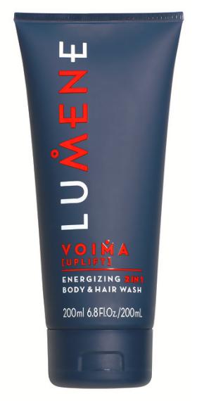 Гель для душа Lumene Voima [Uplift] Energizing 2in1 Body  Hair Wash (Объем 200 мл)