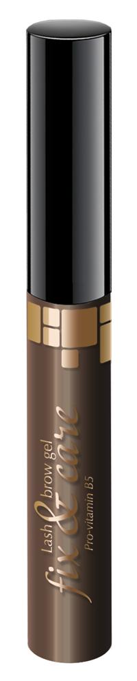 Купить Fix & Care Lash Brow Gel Темно-коричневый ATV-049903