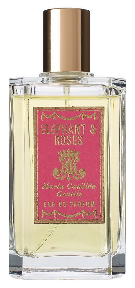 Парфюмерная вода Maria Candida Gentile Elephant  Roses (Объем 100 мл Вес 150.00)