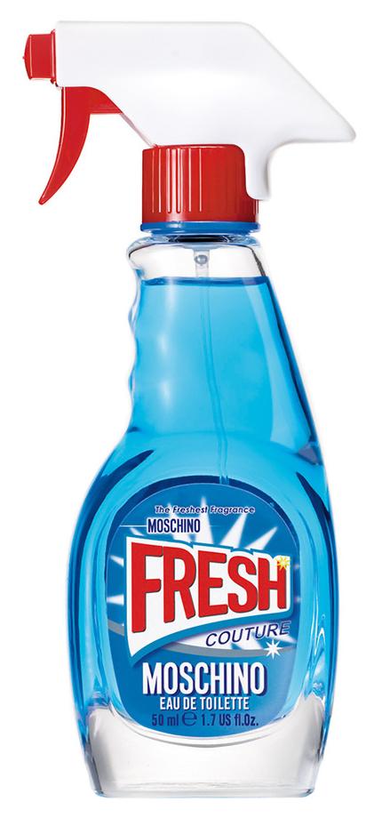 Туалетная вода Moschino Fresh Couture (Объем 50 мл Вес 100.00)