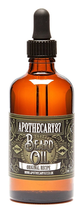Борода и усы Apothecary 87 Original Recipe Beard Oil (Объем 100 мл)