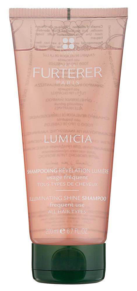 Шампунь Rene Furterer Lumicia Illuminating Shine Shampoo (Объем 200 мл)