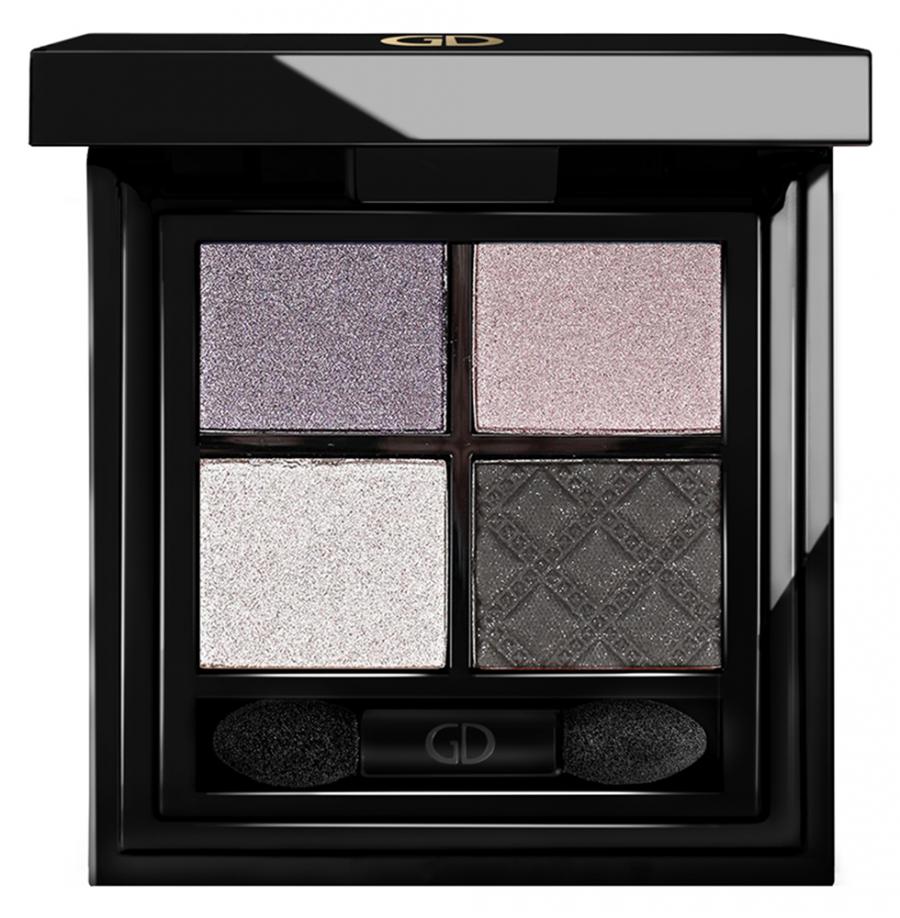 Для глаз Ga-De Idyllic Soft Satin Eyeshadow Palette 31 (Цвет 31 Violet Smoke   variant_hex_name 958892)