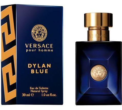 Туалетная вода Versace Dylan Blue (Объем 30 мл Вес 150.00)