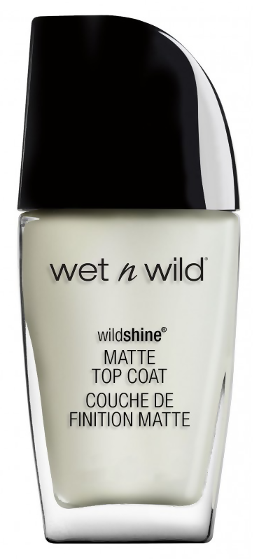Базы Wet n Wild Wild Shine Nail Color Matte Top Coat 452a