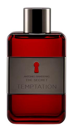 Туалетная вода Antonio Banderas The Secret Temptation (Объем 50 мл)