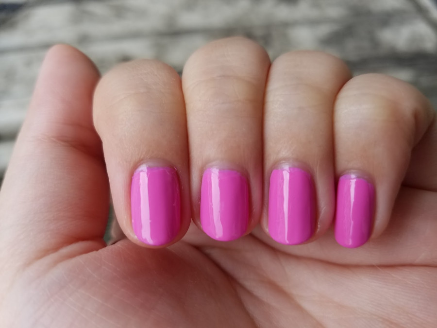 Лак для ногтей Deborah Lippmann Gel Lab Pro Pink Cadillac (Цвет Pink Cadillac variant_hex_name cf73a2)