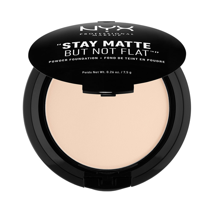 Купить Stay Matte But Not Flat Powder Foundation 29 Deep Olive NYX-SMP02