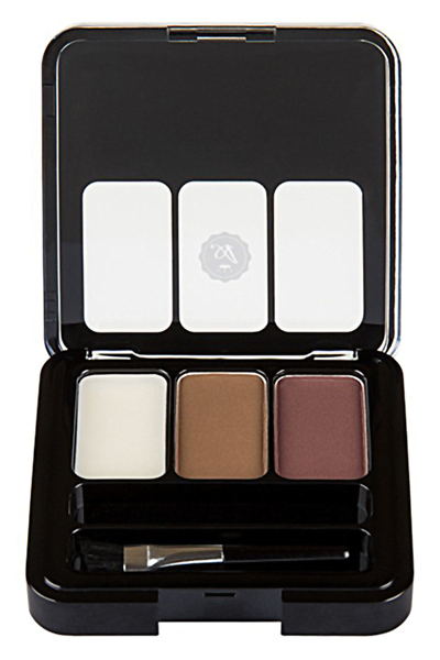 Набор для бровей Absolute New York HD Eyebrow Kit 02 (Цвет AEBK02 Auburn variant_hex_name 936F57)