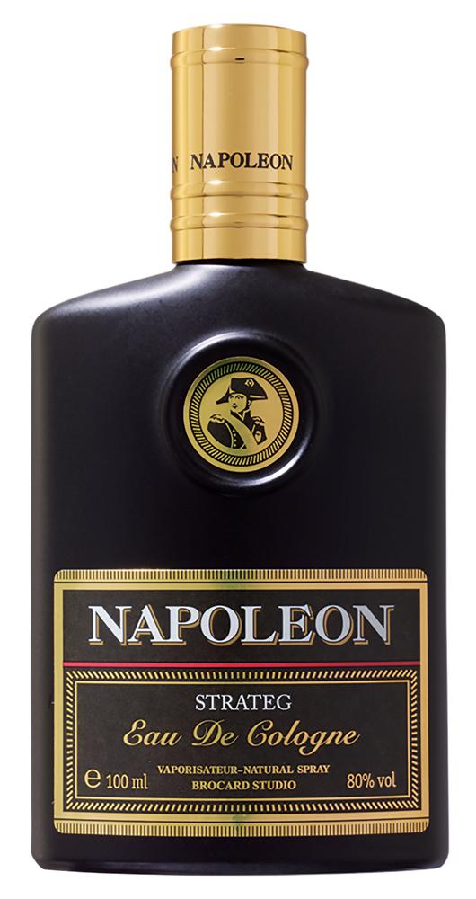 Одеколон Brocard Napoleon Strateg (Объем 100 мл Вес 150.00)