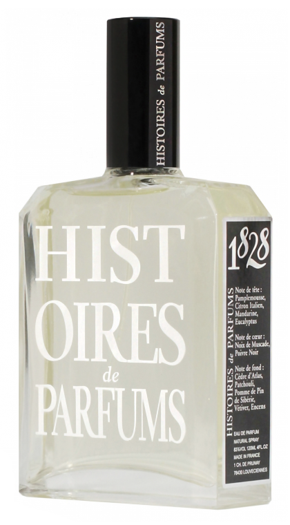 Парфюмерная вода Histoires de Parfums 1828 Jules Verne (Объем 120 мл)