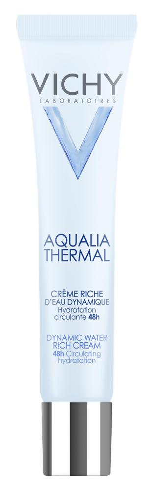 Крем Vichy Aqualia Thermal Dynamic Hydration Rich Cream Dry to Very Dry Skin (Объем 40 мл)