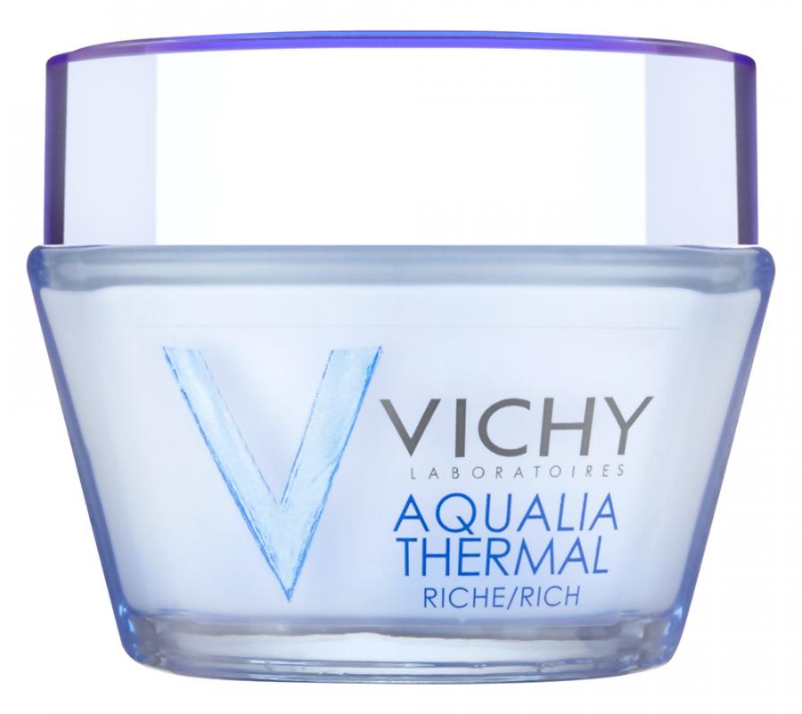 Крем Vichy Aqualia Thermal Dynamic Hydration Rich Cream Dry to Very Dry Skin (Объем 50 мл)