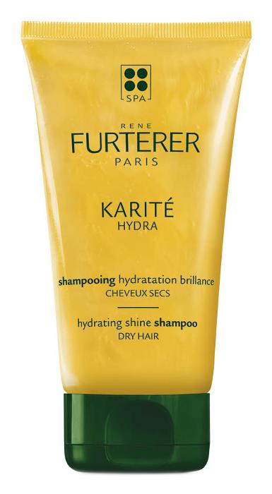 Шампунь Rene Furterer Karite Hydra Hydrating Shine Shampoo (Объем 150 мл)
