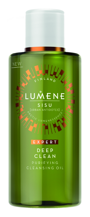 Гидрофильное масло Lumene Sisu Deep Clean Purifying Cleansing Oil (Объем 150 мл)