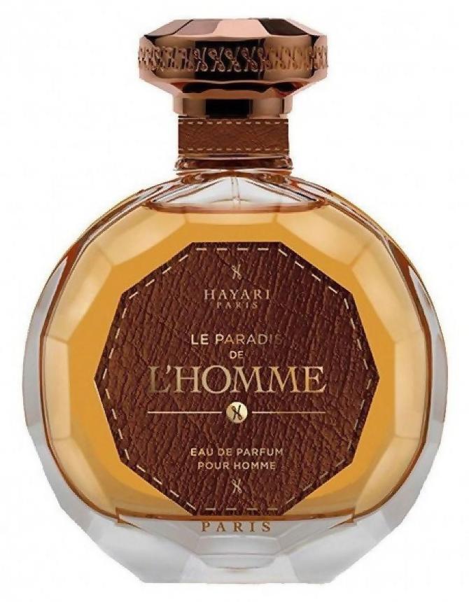 Парфюмерная вода Hayari Parfums Le Paradis de lHomme (Объем 100 мл Вес 150.00)