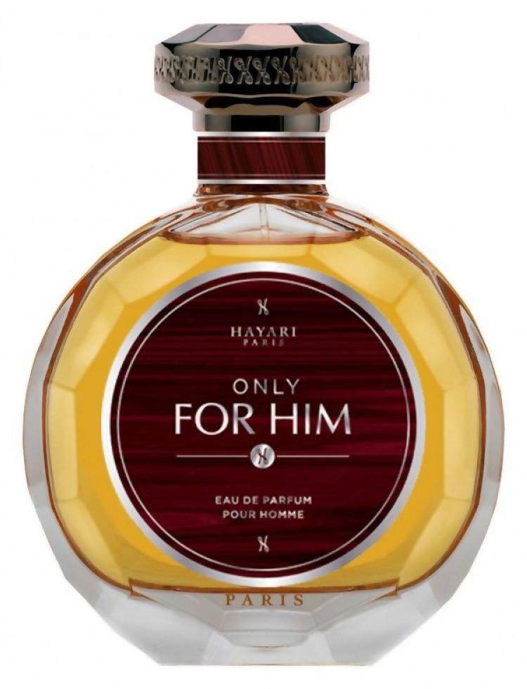Парфюмерная вода Hayari Parfums Only for Him (Объем 100 мл Вес 150.00)