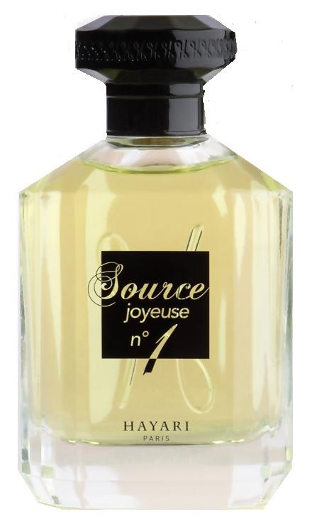 Туалетная вода Hayari Parfums Source Joyeuse №1 (Объем 70 мл Вес 150.00)
