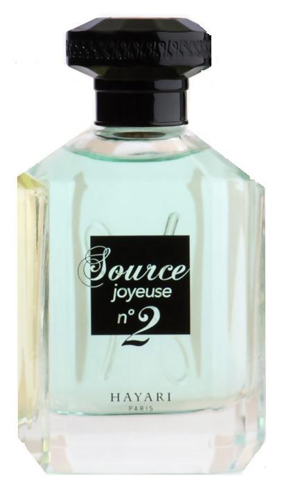 Туалетная вода Hayari Parfums Source Joyeuse №2 (Объем 70 мл Вес 150.00)