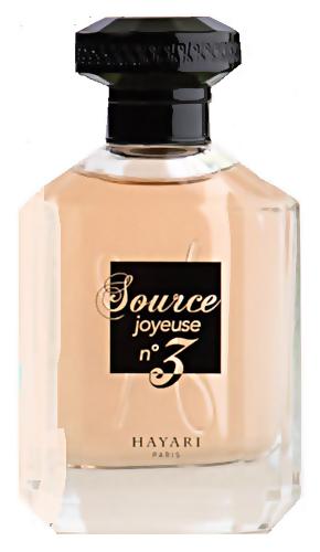 Туалетная вода Hayari Parfums Source Joyeuse №3 (Объем 70 мл Вес 150.00)