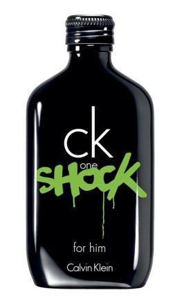 Туалетная вода Calvin Klein One Shock For Him (Объем 100 мл Вес 100.00)